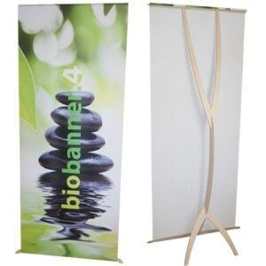 Visuel Stand BIO Banner