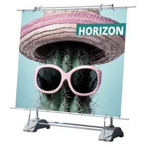 Visuel Stand Extérieur Horizon
