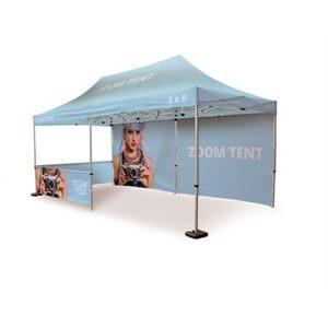 Visuel Tente pliable extérieure ZOOM