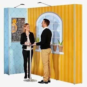 Stands parapluie &murs d'images