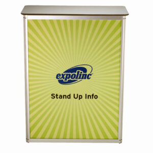Comptoir stand-up expolinc